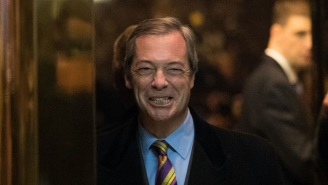 Fox News Hires Brexit Mastermind Nigel Farage As An On-Air Contributor
