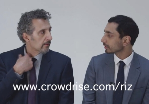 Riz Ahmed And John Turturro From 'The Night Of' Team Back Up To Help Syrian Refugees