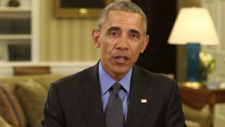President Barack Obama Offers His Thanks To You In His Final Weekly Address