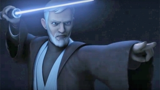 'Star Wars Rebels' Will Pit Obi-Wan Against Darth Maul One More Time