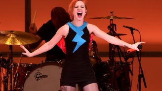 Paramore Faithfully Covered The Strokes' 'Someday' At A Tiny Album Release Show