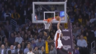 Tyler Johnson Took No Mercy On Lou Williams With This Vicious Poster Jam