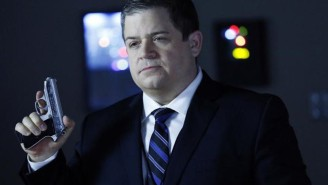 Patton Oswalt Takes Over 'Agents Of SHIELD' On This Week's Geeky TV