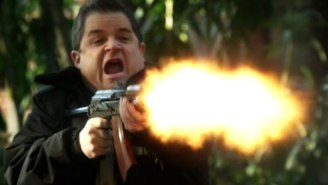 Patton Oswalt Offers Some Helpful Tips On What To Do Instead Of Watching Donald Trump's Inauguration