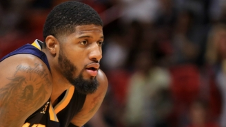 Paul George Knows Fans Have The Right To Boo, But Thinks Booing Isn't Helping