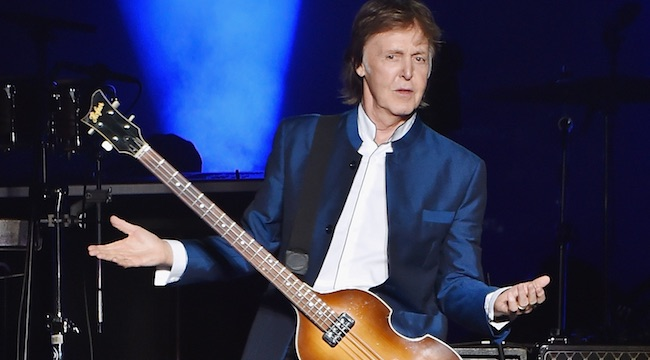 Watch A Mall Cop Show Off His Best Dance Moves In Paul McCartney's Infectious 'Come On To Me' Video