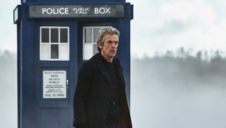Peter Capaldi Could Turn 2017 Into The Year Of 'Doctor Who'