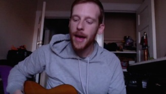 If You Didn't Already Love Pinegrove, Kevin Devine's 'Old Friends' Cover Will Get You There