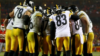Start Prepping Your Conspiracy Theories, Because The Steelers Have The Flu