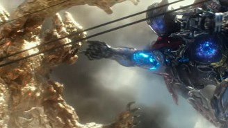 'Power Rangers' Trailer Finally Shows The Rangers In Action