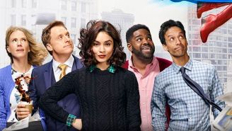 'Powerless' Tries To Make Room For Laughter In The World Of Superhero TV