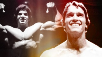 40 Years Of 'Pumping Iron,' The Film That Turned Male Vanity Into Art