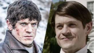 'Game Of Thrones' Fans Are Amused That Ramsay Bolton Is Playing Hitler In A New Show