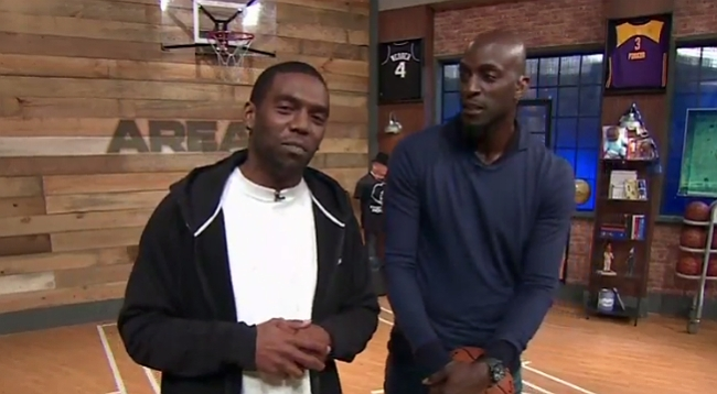 TNT Will Reportedly Drop Kevin Garnett's 'Area 21' From Its NBA Coverage Next Season