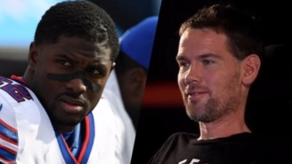 Steve Gleason Burned Reggie Bush For His Negative Rushing Yards This Season
