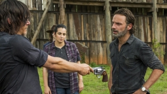 'The Walking Dead' Season 7 Finale Might Include One Of The Comic's Most Famous Lines