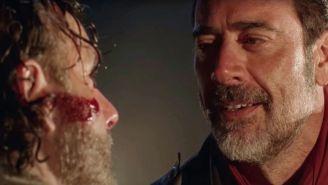 Will Negan Outlast Rick On 'The Walking Dead'?