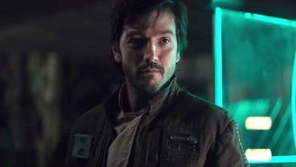 Diego Luna Shares A Lovely Story From A 'Star Wars' Fan About Why Representation Matters