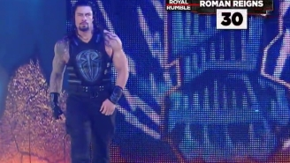 The Fan Reactions To Roman Reigns Entering The Royal Rumble Are Even Better Than The Match Itself