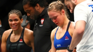 Amanda Nunes Is Still Talking Trash After Dominating 'Overrated' Ronda Rousey