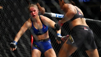 An MMA Fighter Created A Ronda Rousey Dance That Ruthlessly Mocks Her UFC 207 Showing