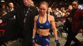Ronda Rousey Emerged From Hiding After Her UFC 207 Beatdown To Get A Concealed Carry Permit