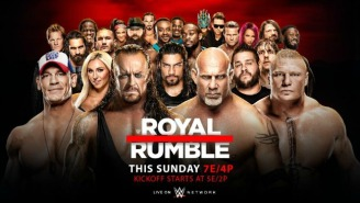WWE Royal Rumble 2017 Open Discussion Thread
