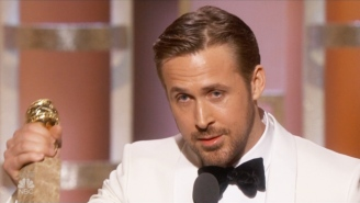 Ryan Gosling Dedicated His Golden Globe To Eva Mendes' Late Brother In A Moving Speech