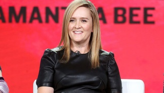 'Full Frontal with Samantha Bee' Will Host A 'Not the White House Correspondents' Dinner'