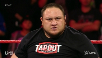 Samoa Joe Made His WWE Main Roster Debut On Raw