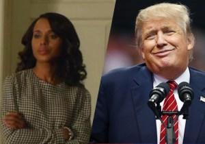 'Scandal' Isn't Letting Trump Choose Its Plots