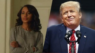 'Scandal' Isn't Letting Trump Choose Its Plots