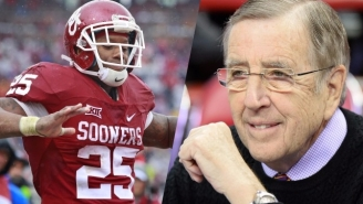 Brent Musburger Read Your Tweets About His Praise For Joe Mixon And He Is PISSED