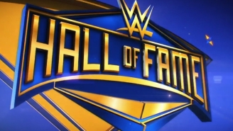 The First Name Is Reportedly Set For WWE's 2017 Hall Of Fame Class