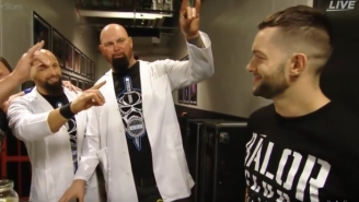 Luke Gallows And Karl Anderson Want To Reform The Bullet Club In WWE And 'Tear Everything Apart'