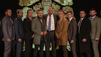 WWE Has Announced The Official Competitors In The UK Championship Tournament