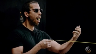 David Blaine Claims He Almost Died When A Bullet-Catching Trick Went Wrong