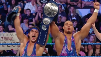 American Alpha Wants To Be More Than Just 'Team Angle 2.0'