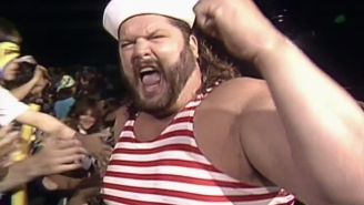 Former WWE Tag Team Champion Tugboat Has Been Hospitalized