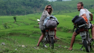 This Worldwide Vagabond Has Traveled For 2.5 Years Without Ever Boarding A Plane