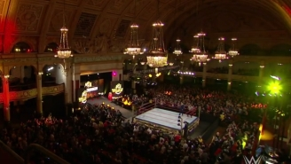WWE United Kingdom Championship Tournament Results 1/14/17