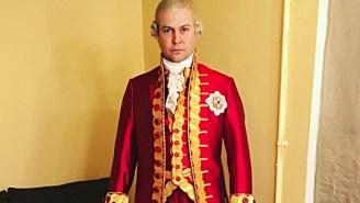 'Hamilton' Coronates Its New King George And Taran Killam Posts A Costumed Photo To Celebrate