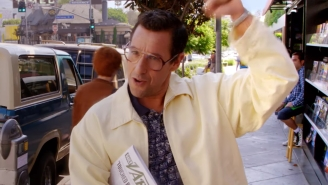 Adam Sandler Heads Back To The 1990s In His New Netflix Movie 'Sandy Wexler'