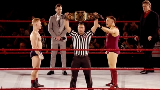 There May Be Deals In The Works To Bring Three U.K. Wrestling Promotions To WWE Network