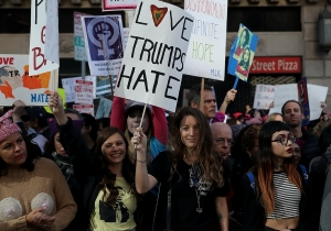 Photos From The Many Massive Women's Marches That Took Place All Across The World