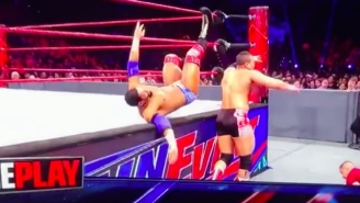 The Video Of Darren Young's Arm Injury Is As Gross As You Imagined