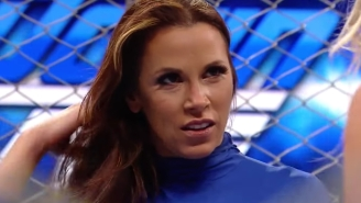 Mickie James Revealed How Hard She Worked To Get Back Into WWE
