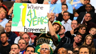 Sonics Fans Will Be Forced To Relive The Pain Of Relocation In 'NBA 2K18'