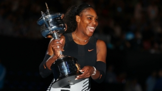 Serena Williams Won Her Latest Grand Slam Title While She Was Pregnant