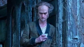Neil Patrick Harris Begs You To 'Look Away' From The 'A Series Of Unfortunate Events' Opening Credits